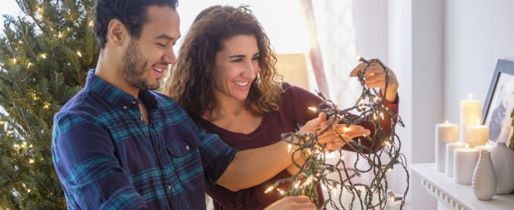 Don't let holiday financial stress linger after the decorations are down